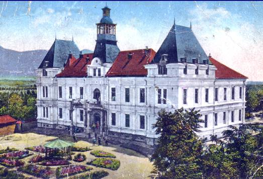 Niyazi Bey Palace in 1910s
